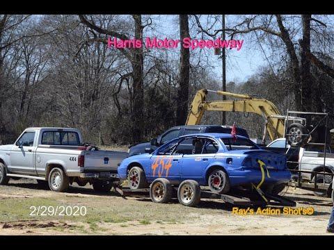 Harris Speedway, new season 2/29/20
