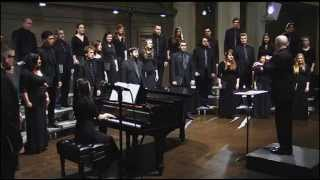 "UW Chamber Singers ""The Stars Stand Up in the Air"""