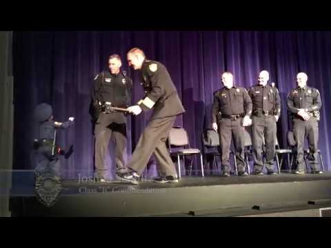 Burlington North Carolina Police Awards 2017