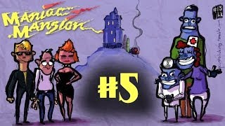 Maniac Mansion #5 - Música Celestial