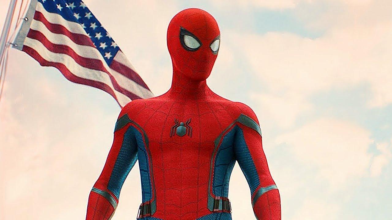 Чувачок-паук с Ютуба / Камео Стэна Ли / Человек-паук ...