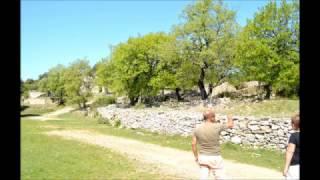 Laudun l'Ardoise - Camp de César