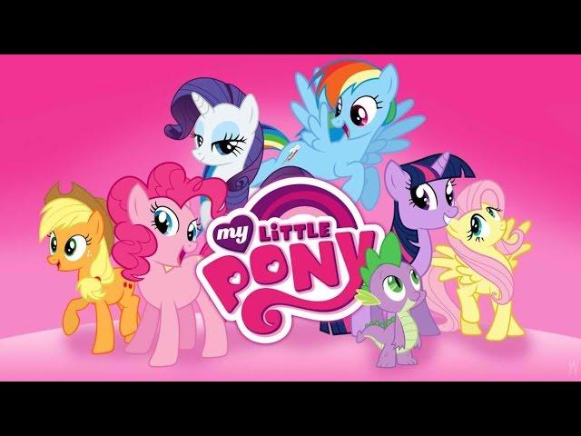 Cartoon Movie My Little Pony Cartoon Movie For Kids Cartoon Movie 2015 Youtube