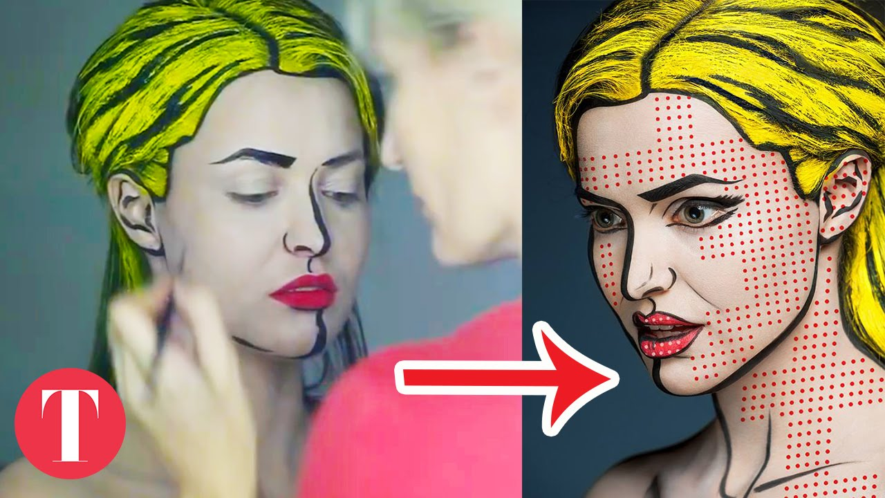 Amazing Makeup Artists That Will Your Mind You