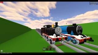 Roblox James The Black And Gordon Are Same Size Henry Theme 11