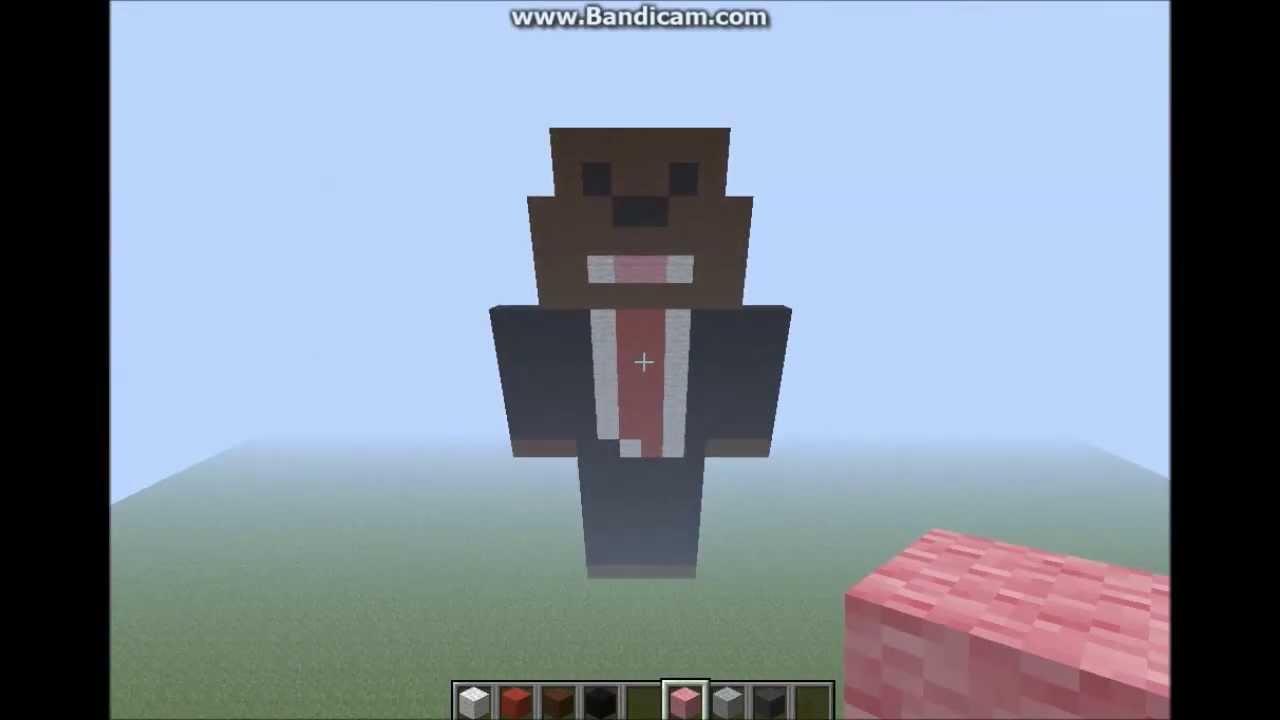 Building Jerome ASF Minecraft Skin - YouTube Jeromeasf Skin Planet Minecraft