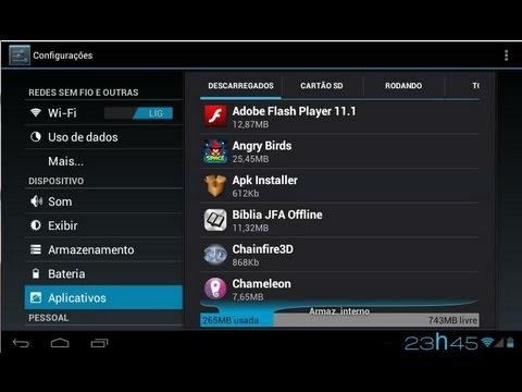 Android 4.0.3 Ice Cream Sandwich - Português