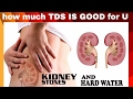RO purifiers how much TDS is good hindi
