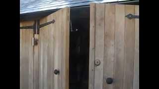 AB Poortautomatisering     Ditec Globe met V kit garagedeur opener