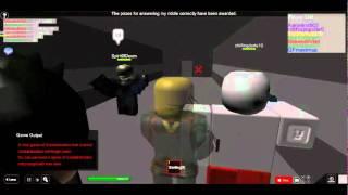 Aaronkid503's ROBLOX video
