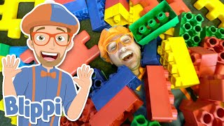 Blippi Visits a Children's Museum | Learn Colors & Numbers For Kids | Educational Videos for Toddler