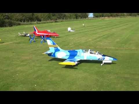 Wimborne MAC Jet Day 2017