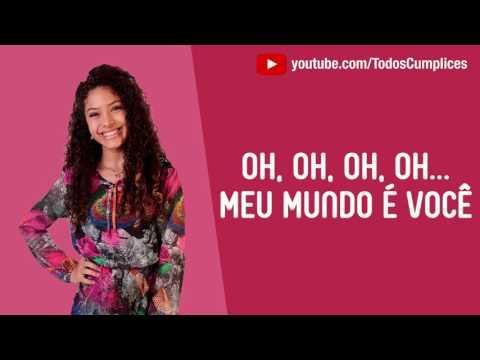 Meu Mundo é Você  Chloé  - Cúmplices de Um Resgate (Brasil) (letra da  música) - Cifra Club 9f8e098ea6