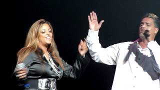 Cynthia & Johnny O - Dreamboy / Dreamgirl (Freestyle , Gibson Amphitheater, Los Angeles CA 6/11/11)