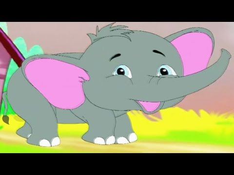 Miss Mary Mack Nursery Rhyme - Animated Songs for Children