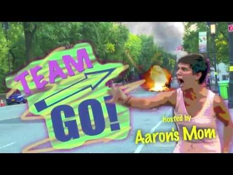 Team Go! | The Eric Andre Show | Adult Swim