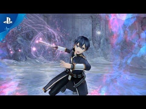 Sword Art Online: Alicization Lycoris - Announce Trailer | PS4