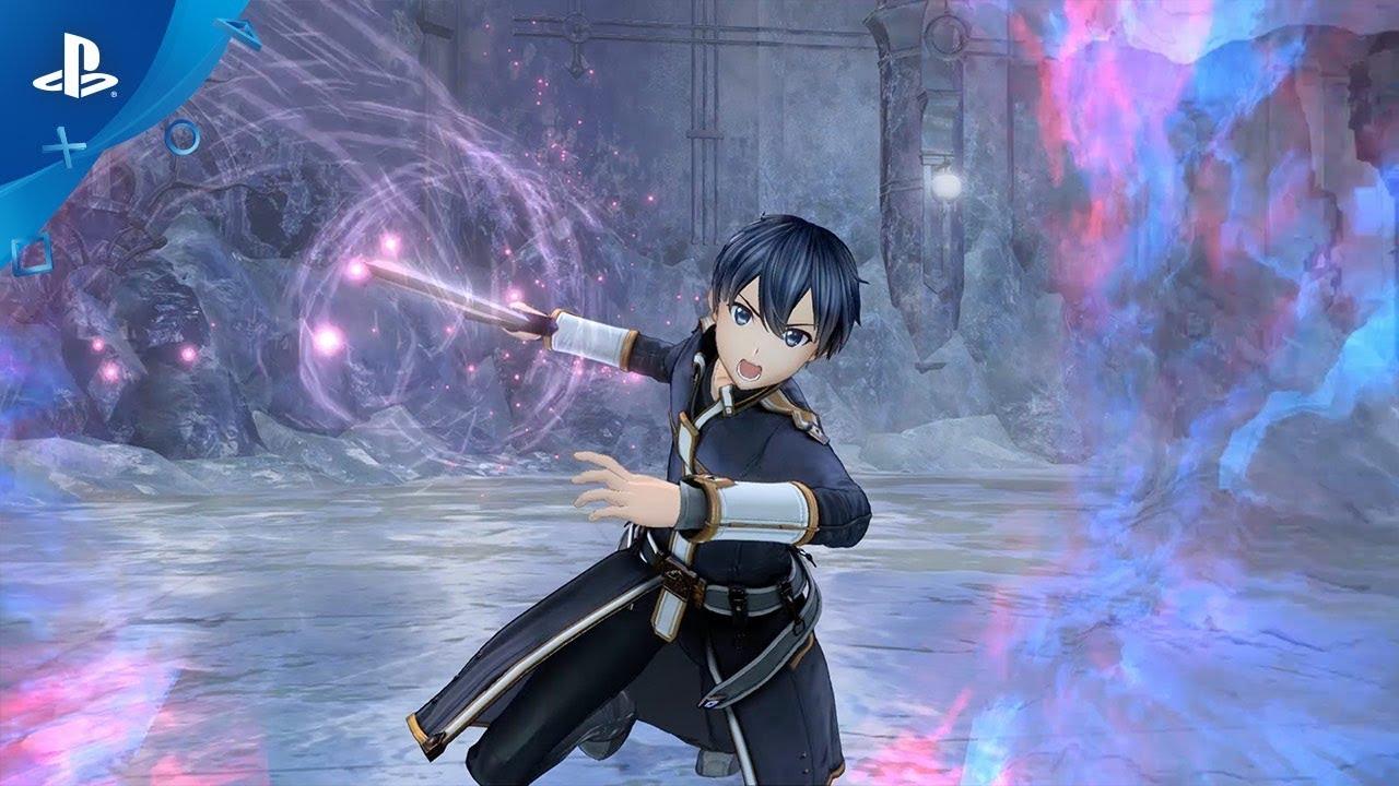 sword art online фото