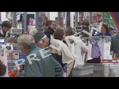 Working In Sainsbury's