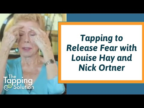 Louise Hay Chats with Nick Ortner of The Tapping Solution