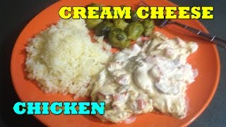 Cream Cheese Chicken!