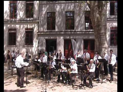 FMB Big Band Basel    Musiktag Basel 2016