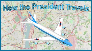 Download The US President's $2,614 Per Minute Transport System Mp3 and Videos