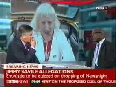 JIMMY SAVILE - INTERVIEW WITH A VICTIMS SOLICITOR - BBC NEWS 23 OCT 12