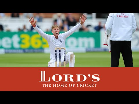 Joe Root Dismisses Corey Anderson | Lord's Highlights 2015