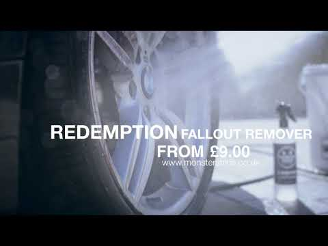 Redemption Fallout Remover - How to decontaminate your paint.
