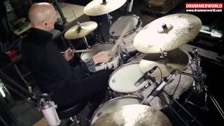 Steve Smith: DRUM SOLO 2015