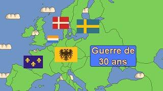 Histoire de l'Europe #2 - Guerre de 30 ans