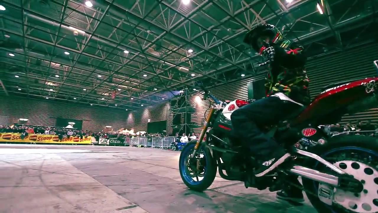Salon du 2 roues lyon 2010 stunt show untouchable - Salon 2 roues lyon ...