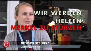 Wir werden helfen, Merkel zu stürzen! - Corinna Miazga, MdB - Die Woche COMPACT vom 17.06.2018