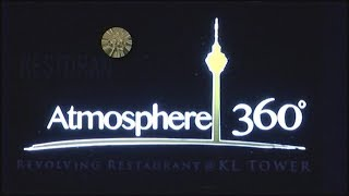Video ATMOSPHERE 360, top twin towers, Kuala Lumpur, Malaysia,  revolving restaurant download MP3, 3GP, MP4, WEBM, AVI, FLV Juli 2018