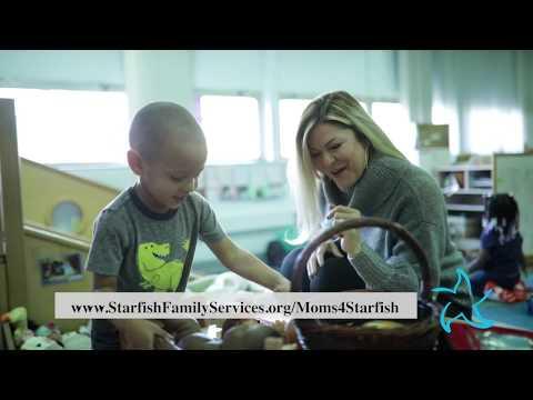 Starfish Family Services - Moms 4 Starfish