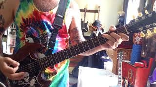 Frenzal Rhomb Guitar Lesson - World's Fuckedest Cunt
