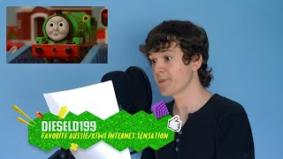 DieselD199 in the Nickelodeon Kids