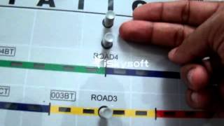 Rail Signalling Working Model - XVII