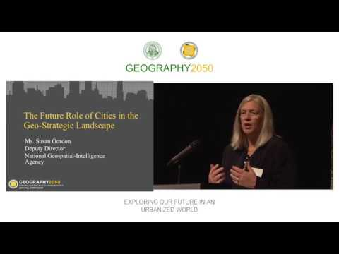 Geography 2050: The Future Role of Cities in the Geo-Strateigc Landscape
