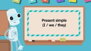 Academy Stars 2 Graphic Grammar Unit 2
