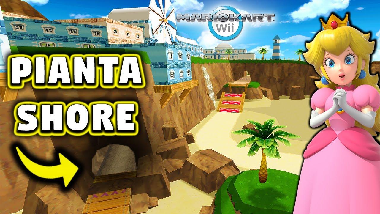 Mario Kart Wii Custom Track: Troy vs Pianta Shore