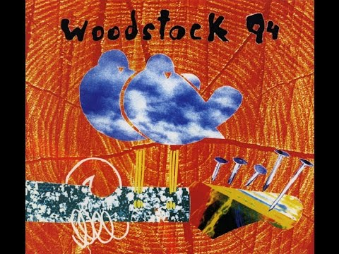 Collective Soul - Woodstock '94 (Full performance, previously uncirculated)