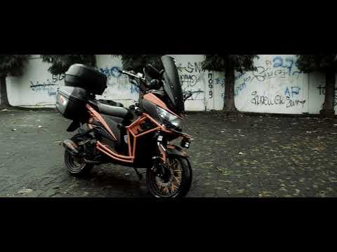 #4 Xeon Gt 125 2014 Cinematic II XEONERS INDONESIA II Matic Super