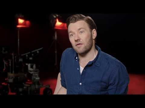 RED SPARROW Joel Edgerton Behind The Scenes Interview