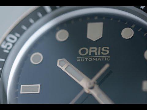 Tease Me : Oris Divers Sixty-Five