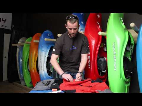 How to lube your drysuit zippers