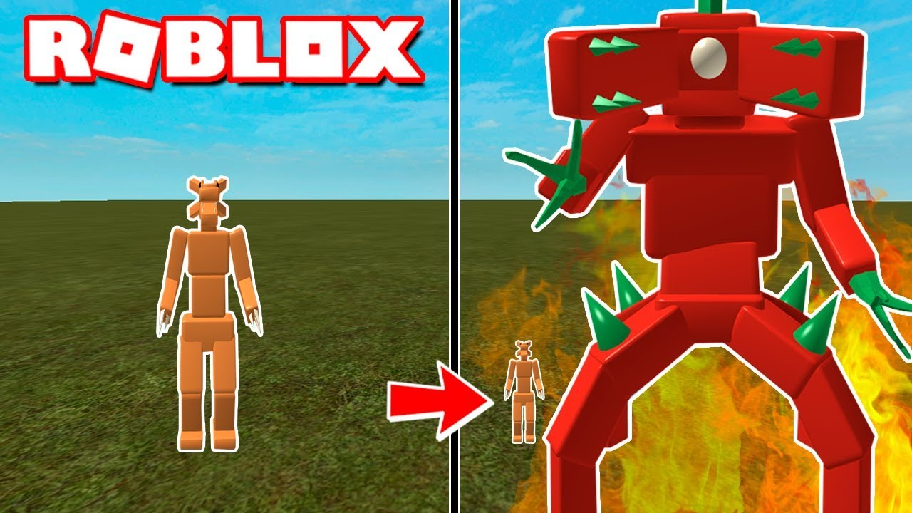 De Monstruo Noob A Pro En Roblox Youtube