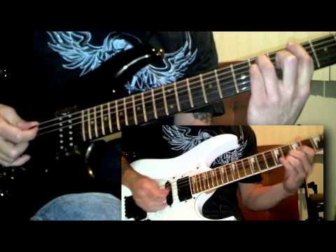 90210 Theme Cover on Guitar