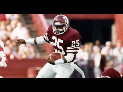 Classical Tailback #49 - Darren Lewis Texas A&M Highlights